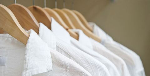 How to Wash White Clothes - Best Way to Bleach Clothing