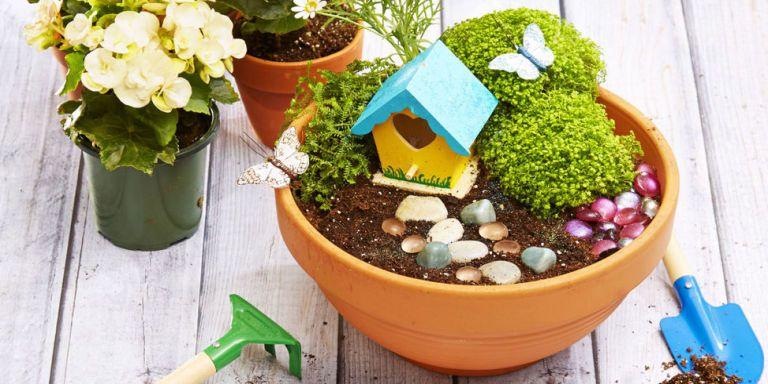 fairy garden ideas - Fairy Garden Ideas