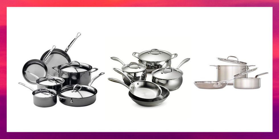 The Best Stainless Steel Cookware Sets - Top Rated Stainless Steel ...