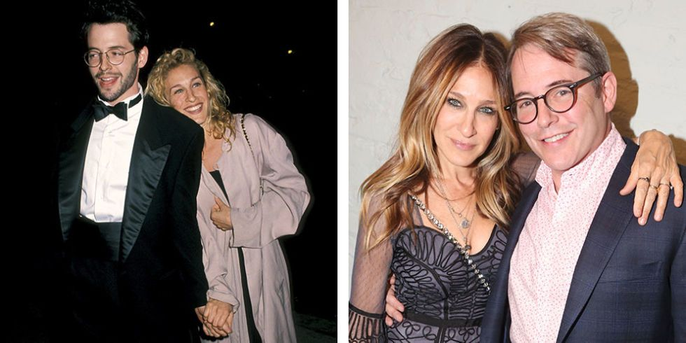 Sarah Jessica Parker And Matthew Broderick's Love Story Is