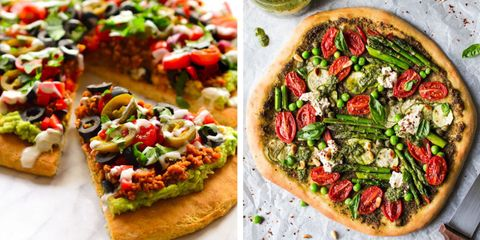 12 best vegan pizza recipes how to make vegan pizza vegan pizza recipes forumfinder Image collections