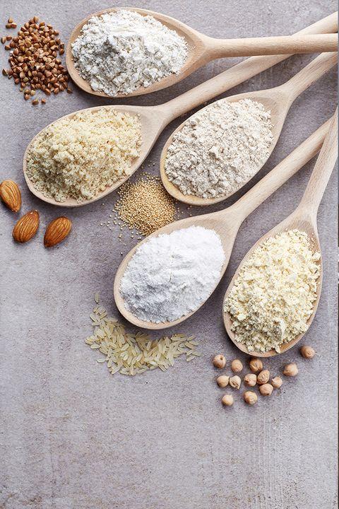Superfood, Oat bran, Food, Powder, Spice, Seasoning, Ingredient, Buckwheat flour, Flour, Whole-wheat flour,