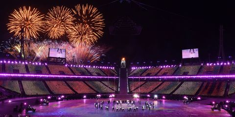 2018 Olympic Winter Games Closing Ceremony