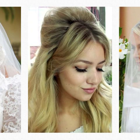 16 Best Wedding Hairstyles For Short And Long Hair 2018 Romantic