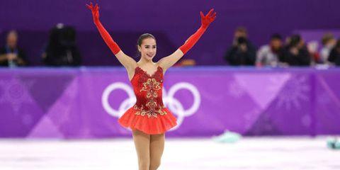 who won ladies figure skating