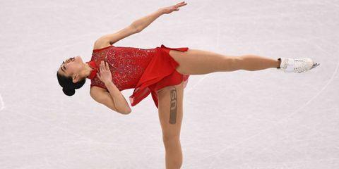 Figure skating, Figure skate, Ice skating, Ice dancing, Skating, Dancer, Artistic roller skating, Sports, Individual sports, Recreation,
