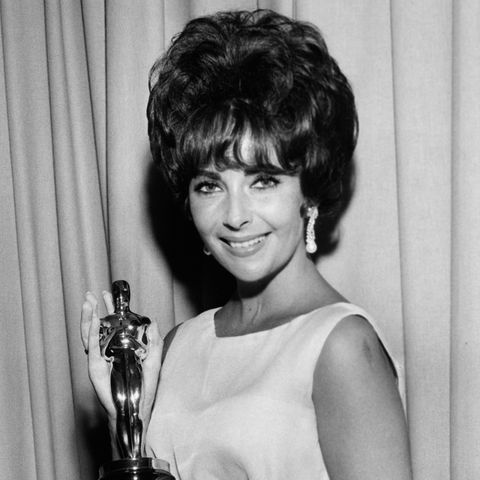 most scandalous oscars moments - elizabeth taylor, 1961