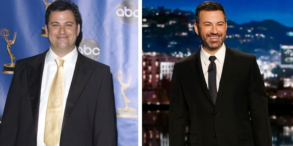 Jimmy Kimmel Lost 25 Pounds By Following This Trendy Diet Power jamming with boomer and the nudge (w/ jimmy kimmel & patton oswalt). jimmy kimmel lost 25 pounds by