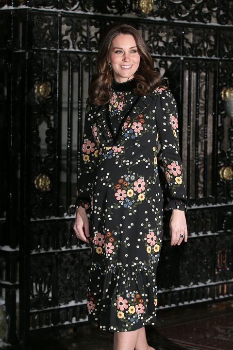 80e35097af 50 Best Kate Middleton Pregnant Style Looks - Princess Kate ...