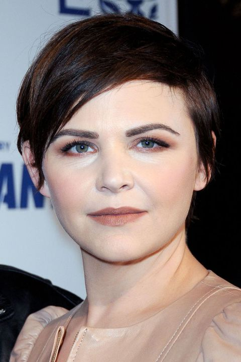 women hair styles short 13 best haircuts for faces 2018 hairstyles for 5160 | 1519939249 ginnifer goodwin hair.jpg?crop=1