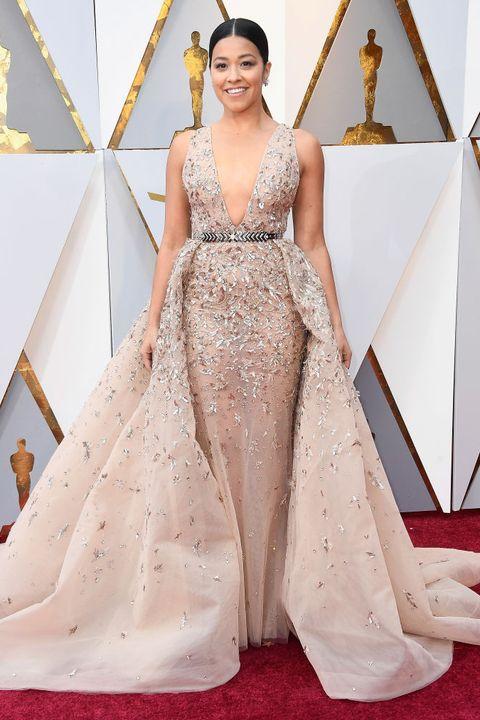 Gina Rodriguez Oscars 2018