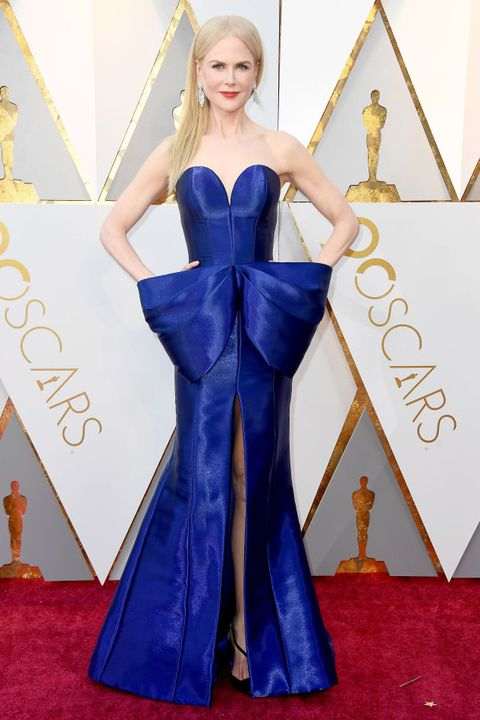 The Best Red Carpet Dresses from the 2018 Oscars - Oscars 2018 Red ...