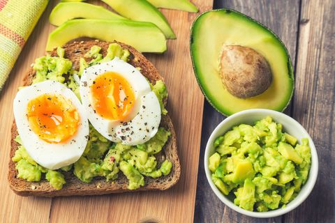 Egg Nutrition Facts - Health Benefits