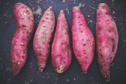 Sweet Potato Nutrition Facts - Nutritional Value of Sweet