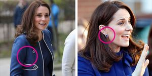 kate middleton blue dresses