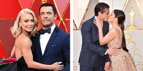 oscars red carpet cutest couples