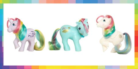 Classic My Little Pony Dolls Are Back And We Are Freaking Out