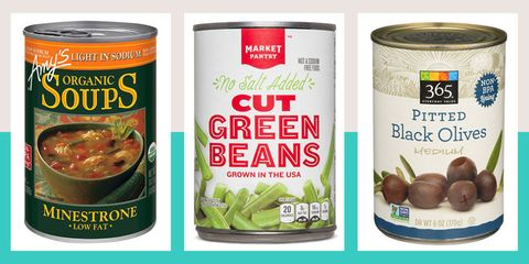 25 Healthy Canned Foods You Should Stock Up On 5 Kinds