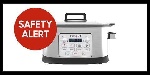 Instant Pot is asking consumers to stop using its Gem 65 8-in-1 Multicookers after receiving several reports of the small appliances overheating and melting the bottom