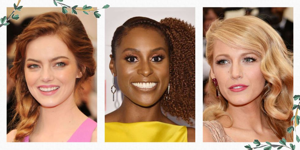 25 Easy Wedding Guest Hairstyles