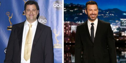c50cfccf6 Jimmy Kimmel Lost 25 Pounds by Following This Trendy Diet