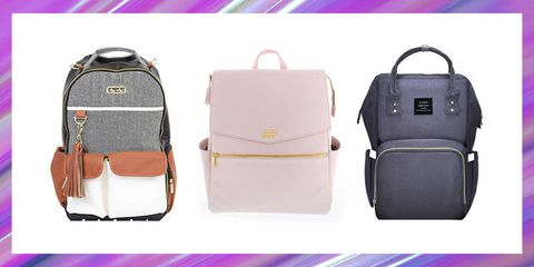 7 Best Backpack Diaper Bags Top Rated Baby