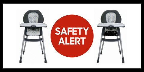 Graco High Chairs Recalled After Multiple Children Are Injured