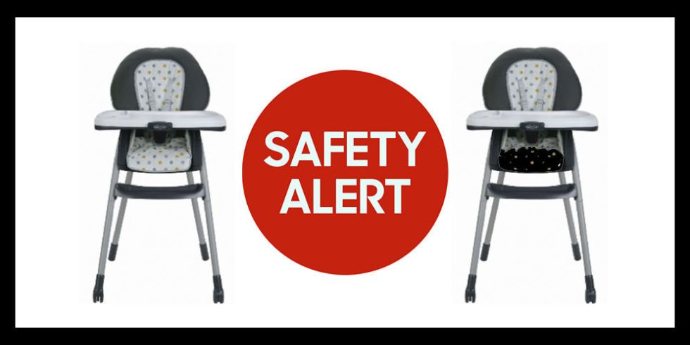 More From High Chair Reviews · Graco Has Announced A Recall Of About 36,000  Highchairs Due To Fall Hazard.
