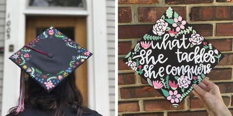 15 Graduation Cap Design Ideas 2018 How To Decorate A Graduation Cap