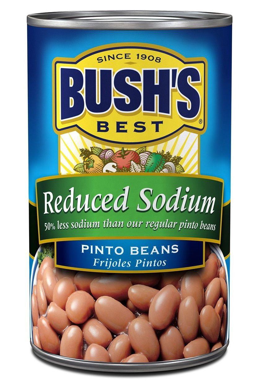 bush's reduced sodium pinto beans