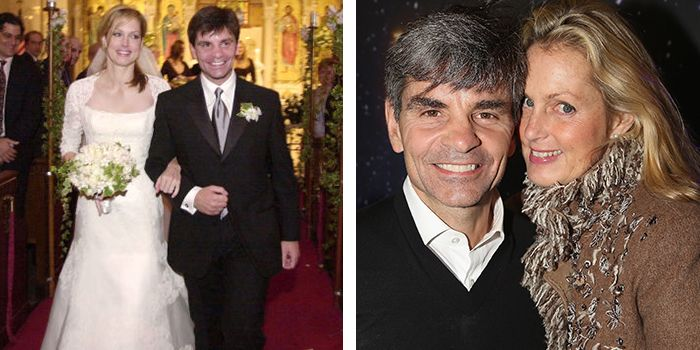 George Stephanopoulos And His Wife Ali Wentworths Have An