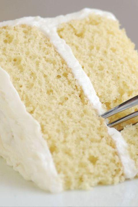 Food, Dish, Cuisine, Sponge cake, White cake mix, Ingredient, Dessert, Baked goods, Sugar cake, Vanilla,