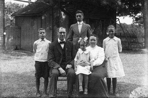 1918 family