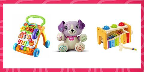 8 Best Toys for 1 Year Olds - Top Rated Toys for One-Year-Old Boys ...