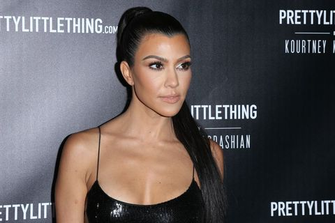 Kourtney Kardashian keto