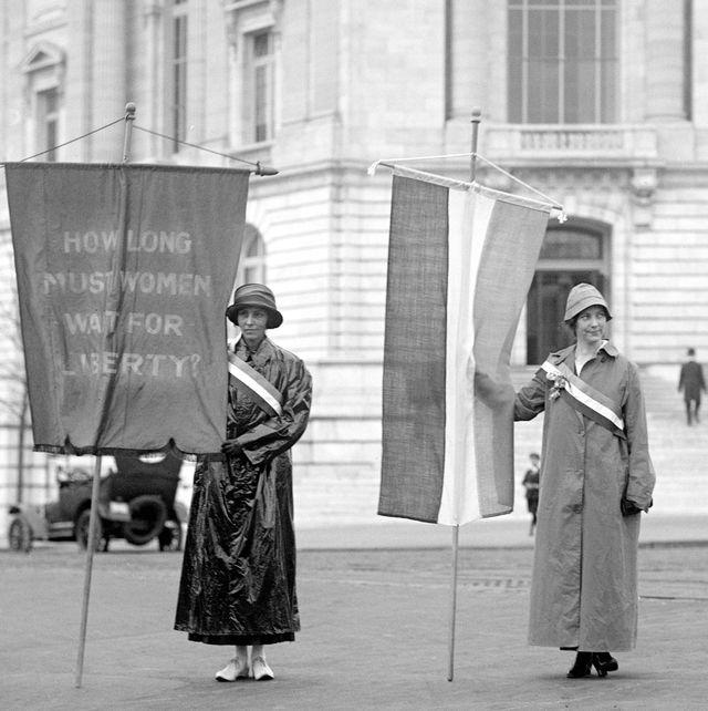 1918 suffrage