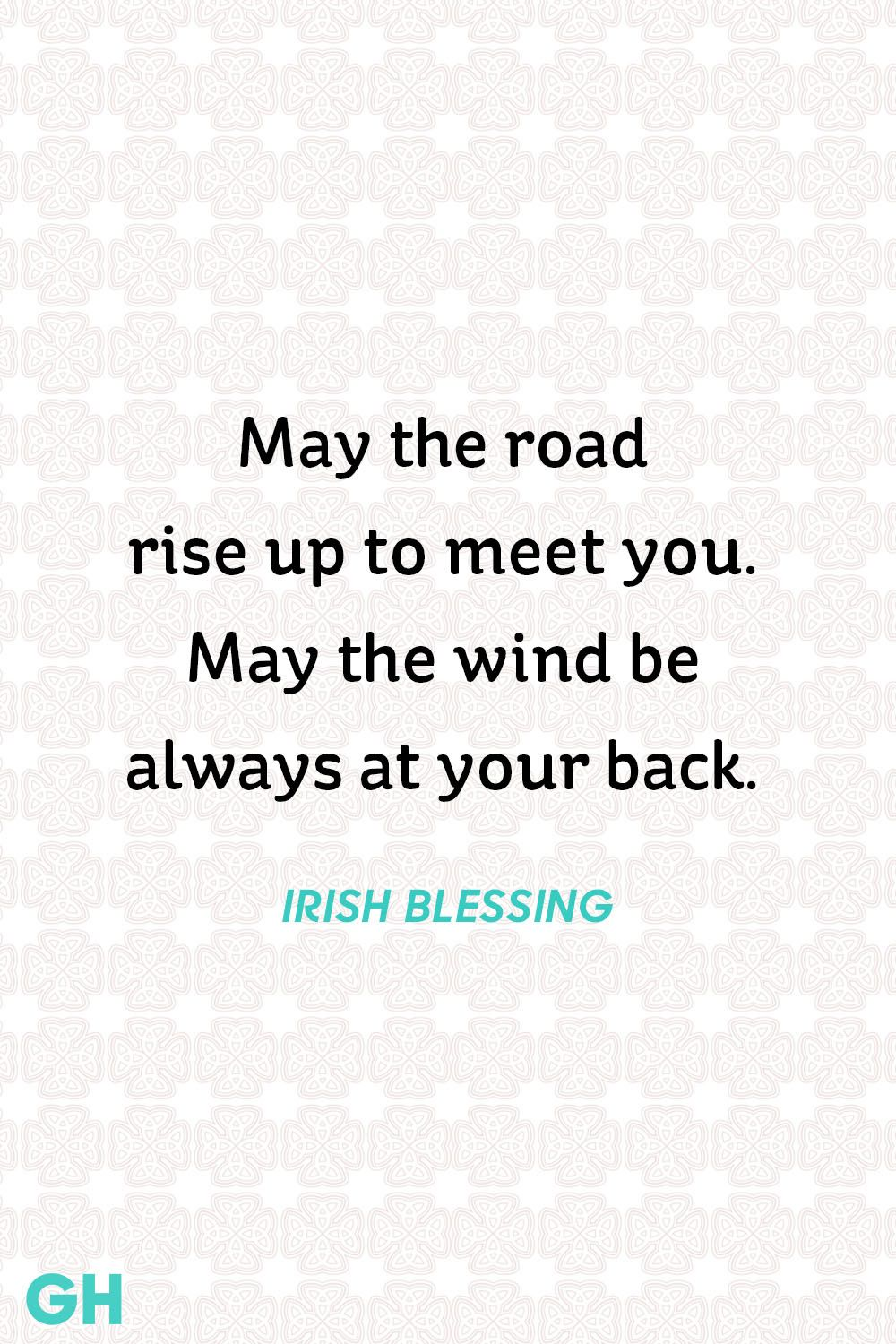 irish blessing st patrick's day quote
