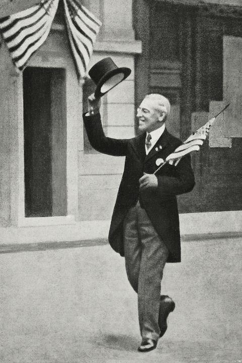 woodrow wilson 1918