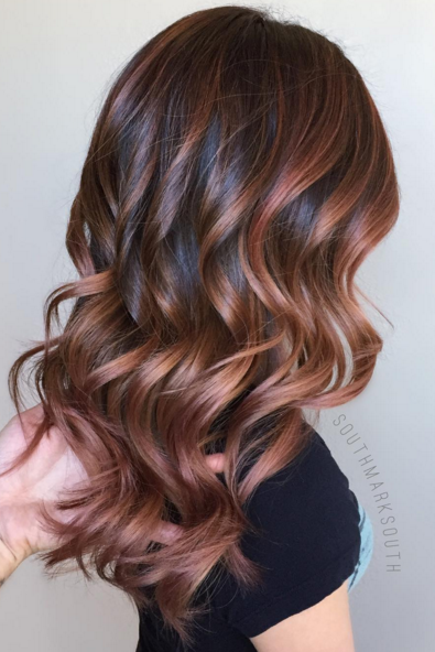 2018 Hair Color Trends - New Hair Color Ideas for 2018