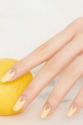 25 Easter Nail Art Ideas You Have to Try This Spring , Easy