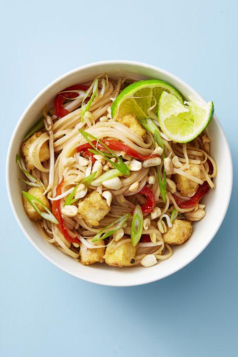 Tofu Pad Thai - Vegan Recipes