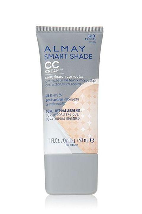 almay smart shade cc cream complexion corrector