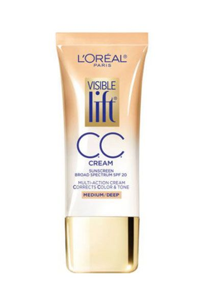 l'oréal paris visible lift cc cream