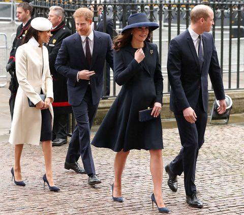 meghan markle kate middleton matching shoes