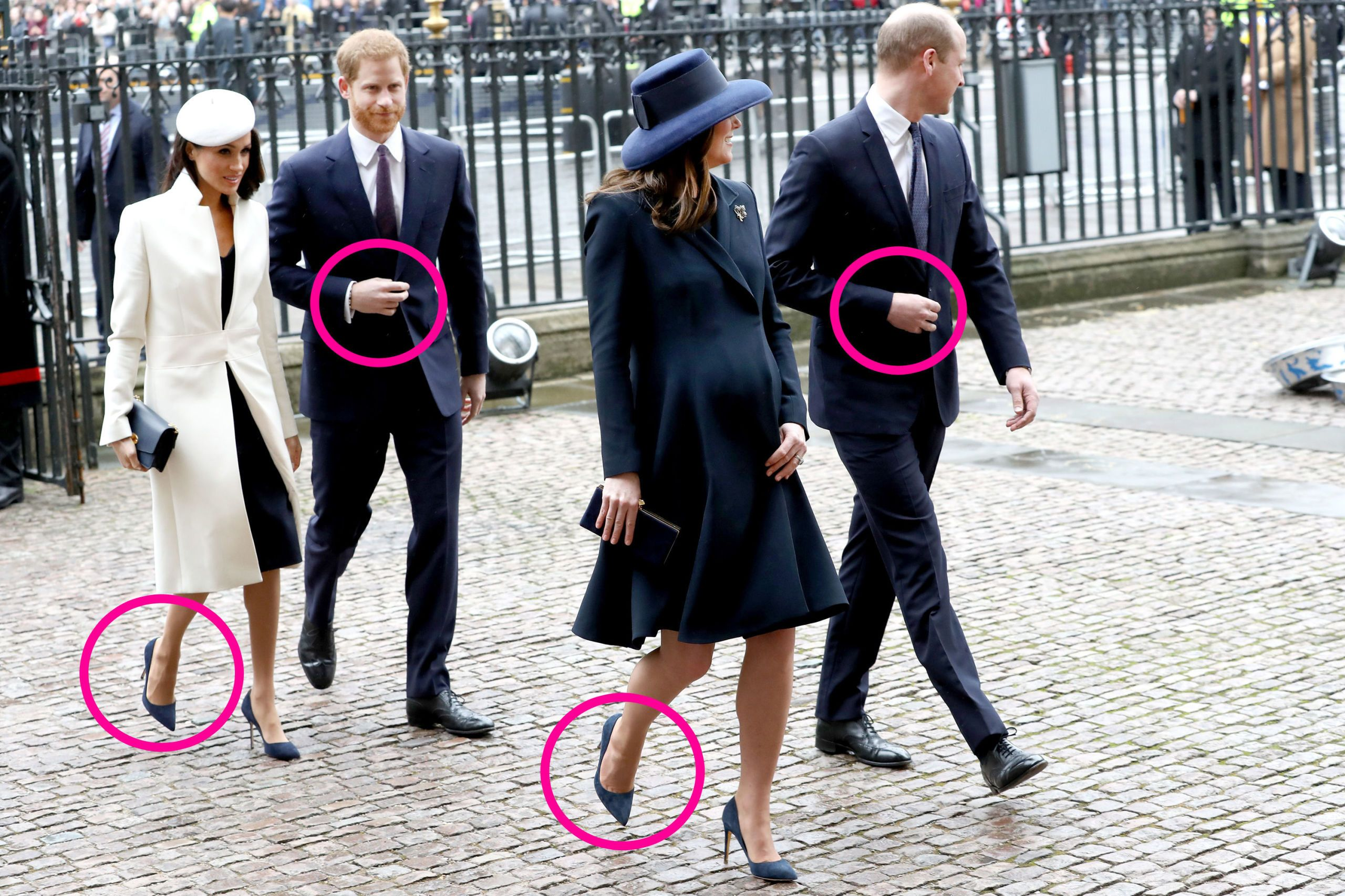 Body Language Experts Analyze Meghan Markle and Kate Middletons Friendship Body Language Experts Analyze Meghan Markle and Kate Middletons Friendship new foto