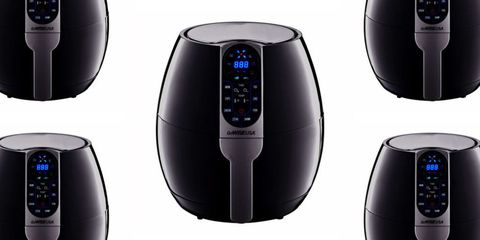 The Gowise Usa 3 7 Quart Programmable Air Fryer Is On For Nearly 50