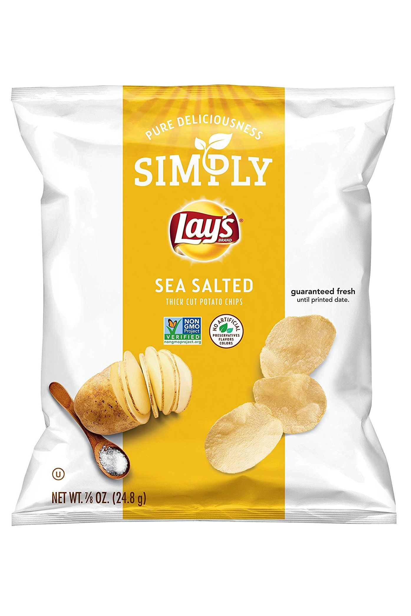 26 Best Healthy Chips - What Are the Healthiest Potato Chips?