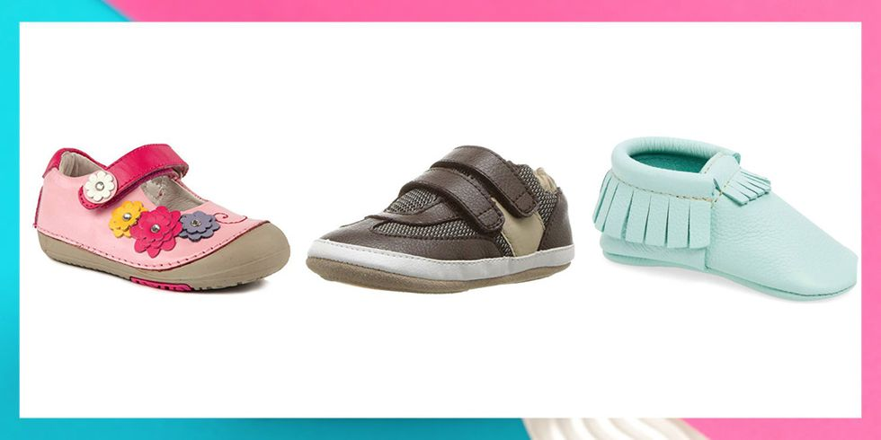 efca188dc668 The Best Baby Walking Shoes - Top Rated Shoes for Babies