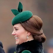 prince william and kate middleton st patrick's day 2018
