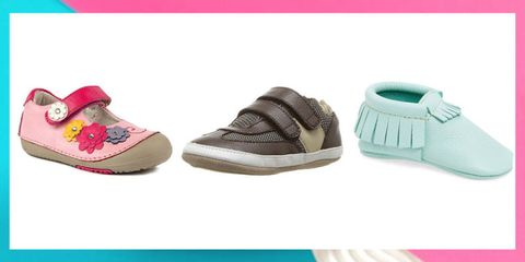 c1e2694f6b1c8 The Best Baby Walking Shoes - Top Rated Shoes for Babies